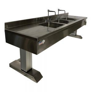 Elevating Reprocessing Sink